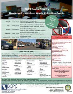 2019 hazardous waste