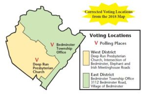 2018 Voting Districts